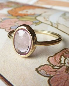 ... this sapphire ring...but with traditional blue