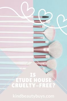 What is Etude House's animal testing policy? Do they sell their products in countries that require animal testing by law? Click the link to find out! Sparkly Makeup, Animal Testing, Etude House, Cruelty Free, Countries, How To Find Out, Law, Eyeshadow, Girly