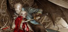 Jo Chen: Devil May Cry ~ Dante & Vergil