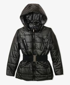 Puffed Parka w/ Hood #30percentoff #f21outerwear