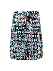 Echo Colour Tweed Skirt Lk Bennett, Tweed Skirt, Colour, Skirts, Clothes, Fashion, Color, Outfits, Moda