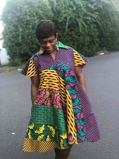 Short African Dresses, Latest African Fashion Dresses, African Print Fashion, Chitenge Outfits, Maternity Patterns, Dresses For Pregnant Women, Trendy Ankara Styles, African Traditional Dresses, African Attire