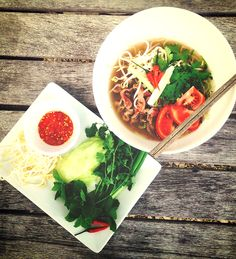 Spicy Laotian Beef Pho