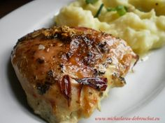 Dobrou chuť: Kuře na majoránce