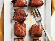 These sweet, Honey Chicken Thighs rank supreme, as one of the most popular Cooking Light chicken recipes of all time – and for good...