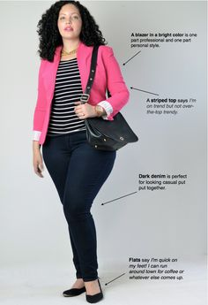 cb8875de03661 5 stylish plus size outfits for a job interview - Page 3 of 5 ...
