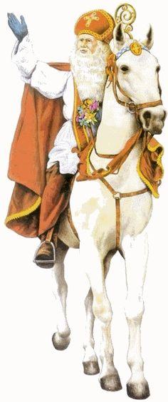 Dec 6: Today is Saint Nicholas Day! www.cute-calendar.com/6881 #SaintNicholasDay