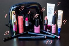 maquillaje productos basicos - Buscar con Google