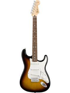 Fender Standard Stratocaster, Rosewood Fretboard - Brown Sunburst