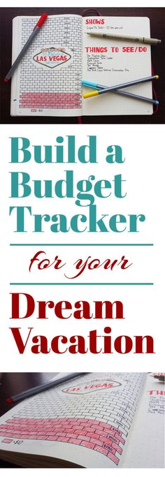 Gearing up for a vacation is always a bit stressful. See my method for building a budget tracker with this simple and effective technique!