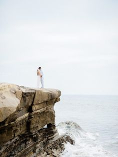 Sunset Cliffs San Diego Engagement - Whiskers and Willow Photography - San Diego wedding photographer - San Diego photographer