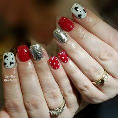 #disneynails #gelnails #nailsalon #beauty