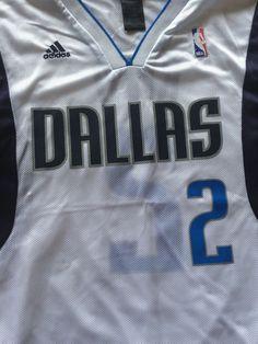 #2 Jason Kidd Dallas Mavericks Basketball Jersey by ADIDAS Adult ( M ) Medium #adidas #DallasMavericks