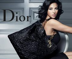 Monica Bellucci for Dior