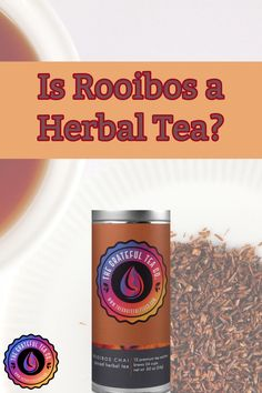 Is Rooibos a Herbal Tea?  Where did rooibos tea originate?  What does red Rooibos tea taste like?  There are so many questions surrounding this red tea.  Rooibos, grows in South Africa's fynbos. The leaves are used to make a herbal tea also otherwise know Red Rooibos Tea, Rooibos Chai, Premium Tea, Tea Benefits, Brewing Tea, Best Tea, Tea Blends, Vanilla Flavoring, Herbal Tea