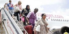 Airfares double as Christmas travel demand soars: Companies Airfares double as Christmas travel demand soars Wednesday, December Kenya News, The Second City, Train Service, Domestic Flights, Air Tickets, Christmas Travel, How To Run Longer, Wednesday, December