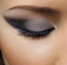 makeup, beauty, winged liner