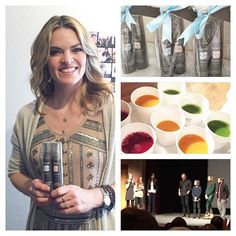 Amazing Day 2 at #Sundance. Started the day with the fantastic #Tallulah premiere. Powerful performances from @ellenpage and @allisonBjanney. Along with @sianheder, they prove that #womeninhollywood rock! Took a quick juice break and then headed to the #IndieLounge. Special thanks to @missipyle for showing some #saisonbeauty love. Some of our other favorite gifting suite visitors included @XoshaRockstar and the cast of #milesahead including @IamDonCheadle and @stanfield_keith. We hope they…