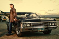 Dean Winchester with Chevrolet Impala 1967 - Supernatural Photo (31507862) - Fanpop