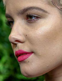 halsey halsey face red carpet makeup celeb celebrity celebritycloseup