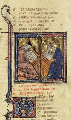 Roman de la rose  Guillaume de Lorris et jean Meun, Paris, 1er quart du XIVes..  BNF, Manuscrits, français 24390, f. 29