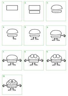 17 Beste Afbeeldingen Van Leren Tekenen Stap Voor Stap Learn To
