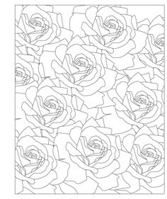 Elegant Tea Party Coloring Book