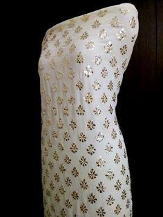 Pure Georgette Suits Online | Lucknow chikankari Dupatta