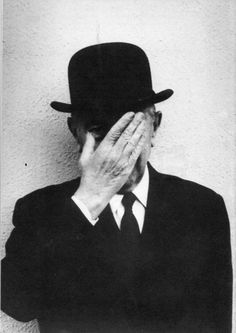 """The mind loves the unknown. It loves images whose meaning is unknown, since the meaning of the mind itself is unknown.""  Rene Magritte"