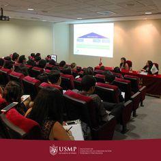 #FCCTP | Representantes de Telefónica del Perú, Pacífico Seguros, Pacific Latam y Línea 1 del Metro de Lima participaron en conferencias organizadas por nuestros alumnos de Talleres de Relaciones Públicas. Encuentra lo más resaltante de sus participaciones.