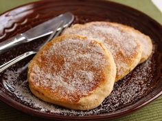 #Glutenfree Apple Cider Doughnut Pancakes - sub tapioca starch or arrowroot for the corn starch if allergic to corn.