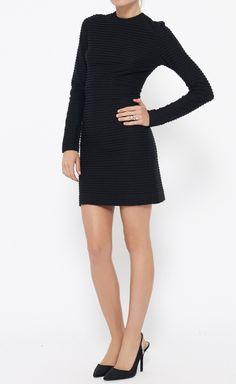 Kimberly Ovitz Black Dress
