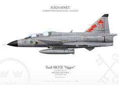 SWEDISH AIR FORCE . FLYGVAPNET NORRBOTTENS FLYGFLOTTILJ - F21 LULEÅLULEÅ, JUNE 2005