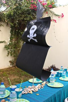 Pirates and Mermaids! Birthday Party Ideas | Photo 1 of 14