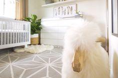 WHITESTONE DESIGN GROUP | Bellevue Nursery | Gender Neutral Nursery | Interior Design
