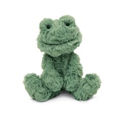 The Jellycat brand was established in London in 1999 to create quirky, original and innovative soft toys for all ages. Jellycat offers the best selection of soft plush stuffed animals and toys in … Cute Stuffed Animals, Dinosaur Stuffed Animal, Cute Frogs, Jellycat, Frog And Toad, Frog Frog, Plushies, Baby Toys, Newborn Toys