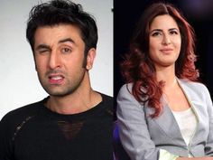 Ranbir Kapoor and Katrina Kaif spar
