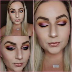 Morphes James Charles palette and Dare to Create Makeup Looks 2018, Halloween Face Makeup, Palette, Create, Pallet