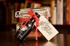 How To Make A Boozy Hot Chocolate Gift Kit