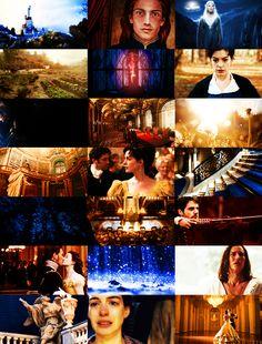 fake movie meme→ Disney's Beauty and the Beast  Anne Hathaway as BellePatrick Wilson as the Beast/Prince AdamHenry Cavill as Gaston