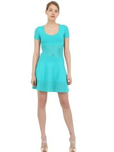 Vicedomini Viscose Knit Dress on shopstyle.com