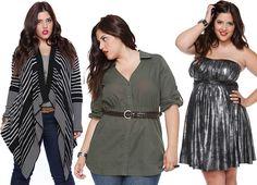 Moda para mujeres de talla grande. FOTOS | TODA MUJER ES BELLA