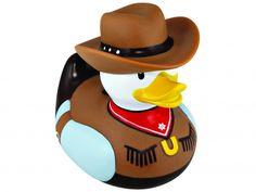 Mini Deluxe Duck Cowboy - Badeendjes - Relatiegeschenken