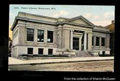 Watertown Public Library...the beginning