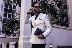 Matthew Zorpas in KYROS OCEAN sunglasses available at www.superglamourous.it/collections/sunglasses/products/kyros-ocean