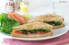 Sanduíche de escarola « chezbianca