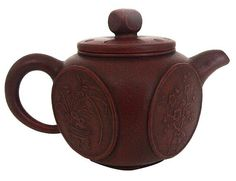 Vintage Yixing Clay Teapot
