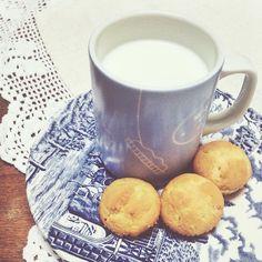 Mini muffins for breakfast