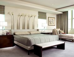 A Beautiful And Classic Bedroom Design From Shuster Design Associates,  Which Is A High