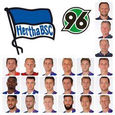 Unser Kader für Hannover! #hahohe